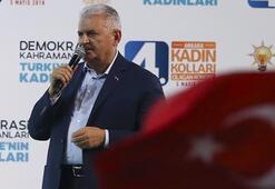 Başbakan Binali Yıldırım: AK Parti en sağlam çatıyla seçime gidiyor