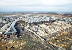 Yeni havalimanı yüzde 90 tamam