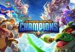Dungeon Hunter Champions uygulama mağazalarındaki yerini aldı