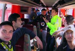 Şoför, Fenerbahçelileri yolda bırakıp kaçtı