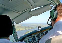 İş garantili, bedava pilot okulu