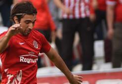 Antalyasporda Sakıb sezonu kapattı