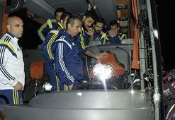 Fenerbahçeye silahlı saldırı