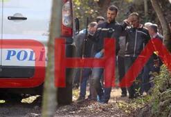 Fenerbahçe otobüsüne saldırı yapılan tüfek bulundu