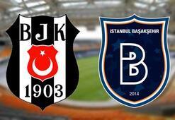 Beşiktaş İstanbul Başakşehir maç sonucu ve özeti