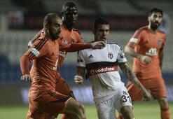 Beşiktaş - İstanbul Başakşehir: 0-0