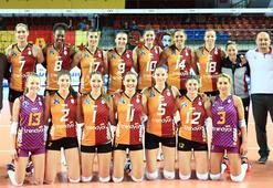 Galatasaray CEV Şampiyonlar Liginde zafere kilitlendi
