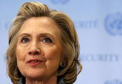 Hillary Clinton Demokrat Partiden aday adayı