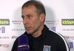 Abdullah Avcı: Kazanmamız gereken haftada kazandık
