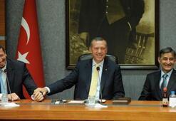 Erdoğan 28 milyon TLlik çeki elden verdi