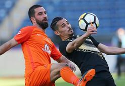 Osmanlıspor-Medipol Başakşehir: 1-4