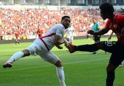 Eskişehirspor - Boluspor: 2-2