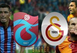 Trabzonspor Galatasaray maç sonucu ve özeti