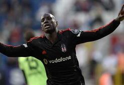 Beşiktaşta son 13 sezonun en golcüsü Demba Ba