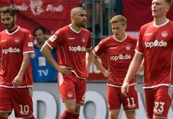 Halil Altıntopun takımı Kaiserslautern küme düştü