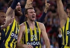 Fenerbahçe Doğuş Avrupada tarih yazıyor