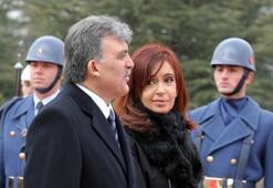 Arjantin basını: Türkiye  Kirchner için meydan okuma