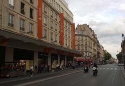 Parisin fragmanı: Rivoli Caddesi