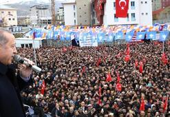 Cumhurbaşkanı Erdoğan Hakkaride açıkladı: Yasak kalkıyor...
