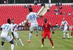 Balıkesirspor-Kayseri Erciyesspor: 1-1