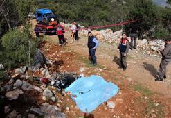 Endoru sporcuları orman yolunda öldürülen çiftin cesedini buldu