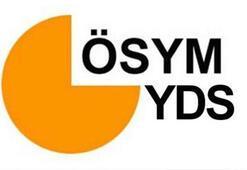 YDS sonuçları açıklandı YDS sınav sonucu sorgula