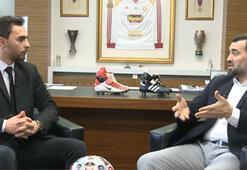 Hakan Ünsal: Galatasaraya Avrupadan men cezası gelirse...