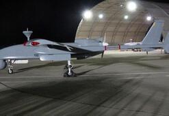 Batmandaki İnsansız Hava Uçakları Sistemleri Üssü görüntülendi