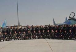 Türk ve Azeri savaş uçaklarından dev tatbikat