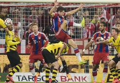 Bayern Münih - Borussia Dortmund: 1-3