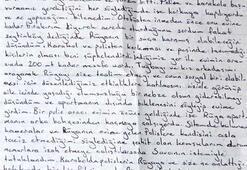 Rüya'yı cezaevinden gönderilen mektup ölüme götürmüş