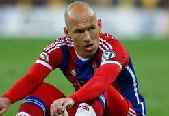 Robben sezonu kapattı