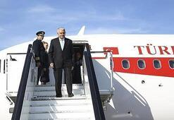 Başbakan Binali Yıldırım İspanyadan ayrıldı