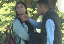 Adanada korkunç olay Herkesin ortasında genç kıza...