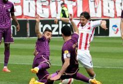 Samsunspor - Osmanlıspor: 0-2