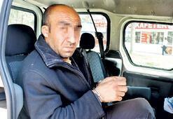 Tacizci polise sığındı