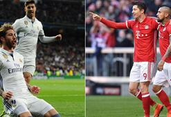 Real Madrid 16, Bayern 11inci finalin peşinde