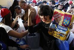 Venezuelada hayat altüst oldu