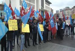 Bir grup Doğu Türkistanlı,harekata gönüllü katılmak için dilekçe verdi