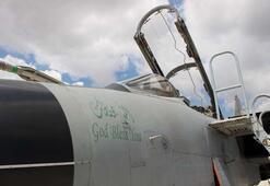 Suudi savaş uçaklarında dikkat çeken ayrıntı