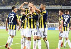 Fenerbahçe - Antalyaspor: 4-1 (İşte maçın özeti)
