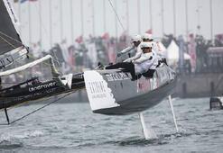 Kaya Ropes Team Turx Extreme Sailing Series™de
