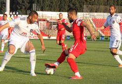 Balıkesirspor - İstanbul Başakşehir: 1-2