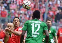 Şampiyon Bayern ligi bıraktı