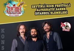 Zeytinli Rock Festivali Dalyan Sahilinde