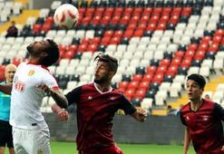 Gaziantepspor - Eskişehirspor: 1-4