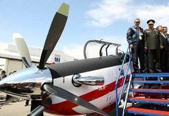 HÜRKUŞ Türk havacılık tarihinde bir ilk oldu