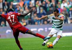 K. Karabükspor - Bursaspor: 1-4