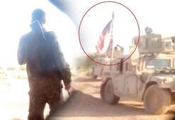 Son dakika: ABDli askerler Münbiçte teröristlerle nöbette