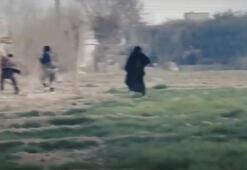 DAEŞ kadın teröristleri sahaya sürdü